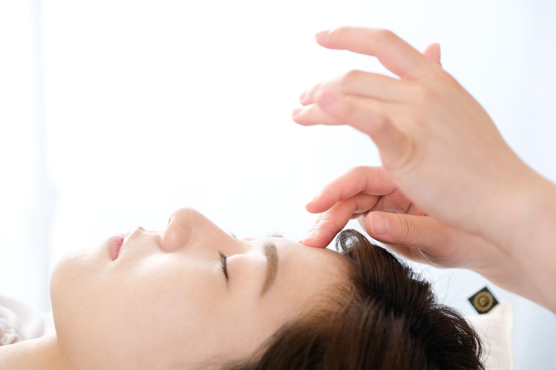 美容鍼の流れ